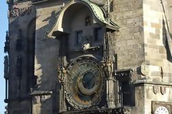 Praga Cidade Velha Cidade Nova e Bairro Judeu Manhã Tour