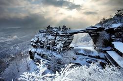 Excursión de Invierno de Grupo Pequeño Pravcicka de Praga