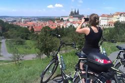 E-Bike Tour de Parques de Praga de 3 horas