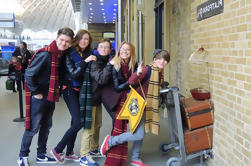 Harry Potter Magical London Walking Tour con Kings Cross Platform Visita en Londres