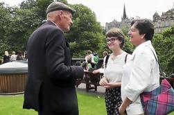 Excursión privada a pie guiada por Edimburgo