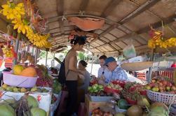 Excursión de un día a Cai Be desde la ciudad de Ho Chi Minh, incluyendo paseo en Sampan y Tour en bicicleta por la ciudad