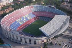 Private Barcelona Camp Nou Tour and Optional Lunch