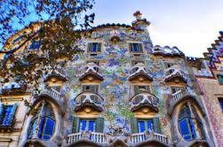 Excursión privada a pie en Barcelona incluyendo La Pedrera y Casa Batllo
