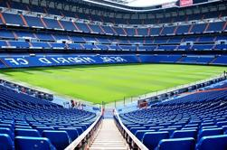 Private Tour: Santiago Bernabeu Stadion und Modern Madrid Sightseeing