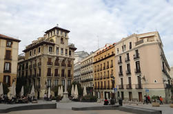 Madrid 4-Hour Private Custom Wandeltocht van Los Austrias