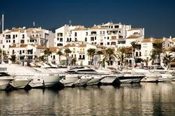 Halv Day Private City Tour of Marbella og Puerto Banús