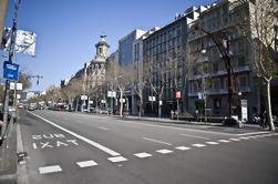 Paseo privado de medio día por la ciudad de Barcelona