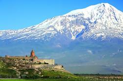 Tour en grupo de 1 día: Yerevan, Khor Virap, Noravank, Areni Wine Factory