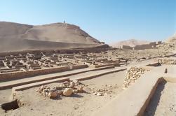 Tour Privado: Valle de los Nobles y Valle de los Artesanos - Deir el-Medina de Luxor