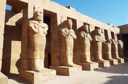 Excursión privada de una noche a Luxor desde Hurghada