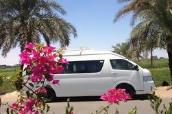 Transfer privado Luxor a Asuán