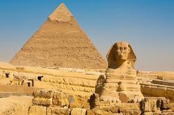 Excursión privada a las Pirámides de Giza, Esfinge y Museo