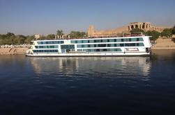 Nile Cruise Luxor a Asuán 4 Noches 5 Días desde Hurghada