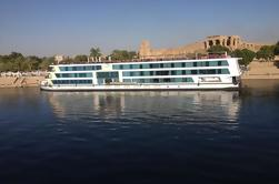 Crucero de 4 días por Nilo desde Asuán a Luxor desde Hurghada