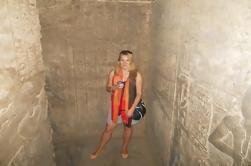 Excursão privada ao Templo de Hathor em Dendera
