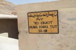 Excursão privada de 2 dias a famosos Túmulos e Templos Reais do Egito