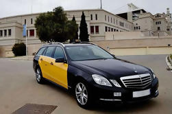 Private Arrival Transfer from El Prat Airport