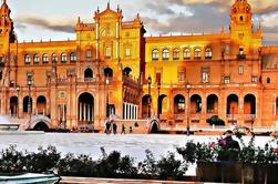 Traslado privado desde el centro de la ciudad de Sevilla al aeropuerto