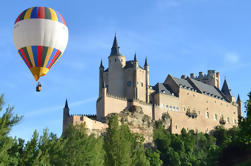 Luchtballon Vlucht over Segovia of Toledo