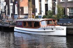 Tour Privado: Crucero por el Canal de Champaña en Amsterdam