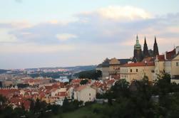 Jeu de mystère à la trésorerie de petits groupes à Prague