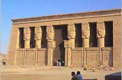 Templos privados de Denderah y de Abydos de Luxor