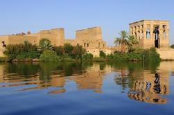 Excursión privada de un día desde Luxor a Aswan High Dam y Obelisco y Philae inacabados
