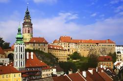 Transferência Privada Praga para Passau com escala em Cesky Krumlov