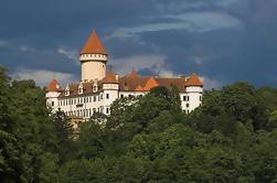 Tour Privado: Tour del Castillo de Konopiste desde Praga