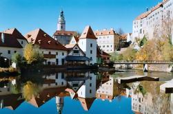 Transfer de Praga para Graz via Cesky Krumlov