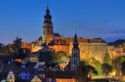 Viaje de un día a Cesky Krumlov de Praga a Vilshofen