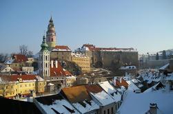 Private Inverno Cesky Krumlov e Castle Museum Excursão de um dia de Praga