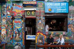 Excursão de grupo pequeno do distrito da luz vermelha e da cultura da cafetaria em Amsterdão