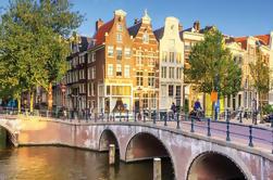 Excursão privada: City Centre Amsterdam Red Light District e Coffee Shop Walking Tour