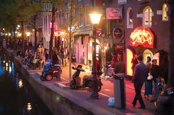 Private Amsterdam Walking Tour: Red Light District e Coffee Shop Cultura