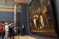 Tour Privado: Pase el boleto y visita guiada del Rijksmuseum Amsterdam