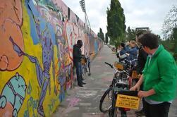 Pequeño grupo de Berlín Muro Tour en bicicleta