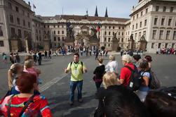 Castelo de Praga e excursão do distrito do castelo incluindo transferência de sentido único