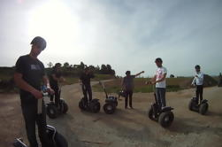 Barcelona Half-Day Segway Tour through Penedes Including Wine-Tasting