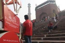 Tour privado de Rickshaw de Nueva Delhi