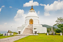 Private Hike to Peace Stupa in Pokhara