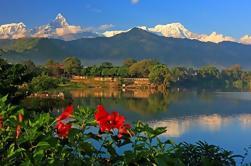 Private 5-Day Two Valley Tour, waaronder Kathmandu-vallei en Pokhara Valley