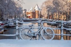 Amesterdão Winter Walk City Tour