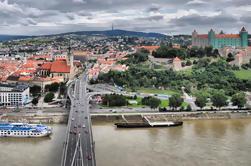 Visita privada de Bratislava desde Viena y la visita de la fábrica de chocolate
