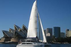 Jacht van de luxe en Catamaran Sailing Charters op Sydney Harbour