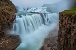 Geysir Fosser og Blue Lagoon Dagstur fra Reykjavik