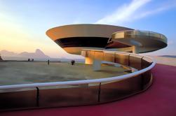 Museu de Arte Contemporânea e Tour de Cidade de Niterói Admi