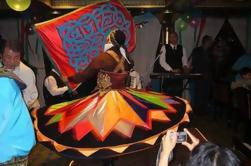 Crucero de cena del río Nilo con espectáculo egipcio