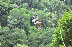 Excursión a caballo y Canopy de Borinquen Combo